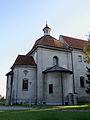 619322 małopolskie gm Nowe Brzesko Hebdów kościół 4.JPG