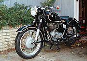 1964 BMW R27