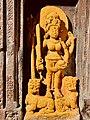 7th century Bala Brahma Temple, Navabrahma group, Alampur, Telangana India - 4.jpg