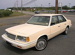 '88 Plymouth Caravelle