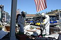 9th CST brings expertise, sense of purpose to disaster response, Universal Studios lends realistic setting to jet crash, radiation leak drill 150408-A-BH123-002.jpg