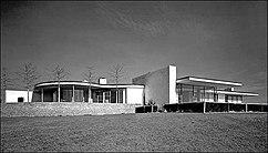 Casa Anson Goodyear, Long Island, Nueva York (1938)