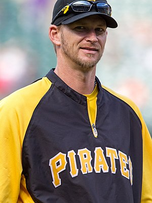 A. J. Burnett - Burnett with the Pittsburgh Pirates
