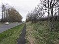 A57, Templepatrick Road - geograph.org.uk - 1586690.jpg