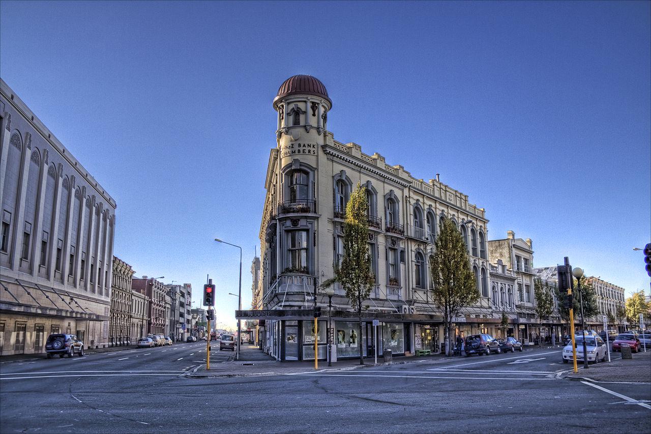 Christchurch Wikipedia: File:ANZ Bank Chambers, Christchurch.jpg