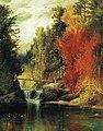 A Foliage Picnic by Harrison Bird Brown.jpg