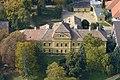 A Nedeczky-kastély hátsó homlokzata légi felvételen.jpg