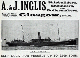 A. & J. Inglis Defunct ship building company in Glasgow, Scotland