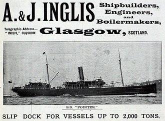 A. & J. Inglis - Image: A and J Inglis