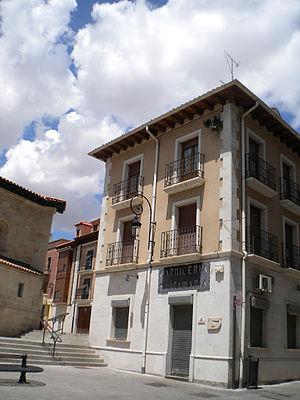 Aranda de Duero - Building in Aranda de Duero.