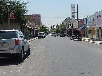 Del Rio, Texas - Downtown