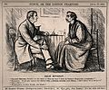 A patient dismayed at his doctor's advice not to drink any a Wellcome V0011396.jpg