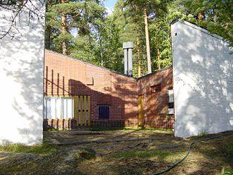 Muuratsalo - The experimental house by Alvar Aalto