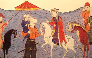 Abaqa Khan Mongol ruler of Persia
