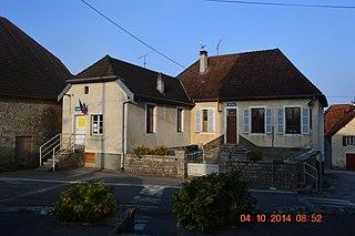 Abbans-Dessous Commune in Bourgogne-Franche-Comté, France