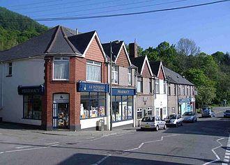 Abercarn - Abercarn High Street