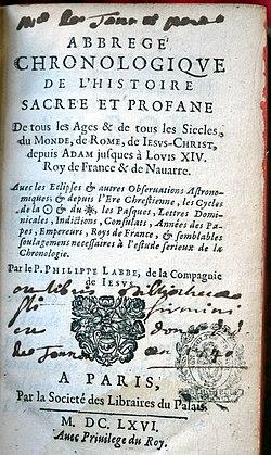 Abrege histoire sacre & profane 83527.jpg