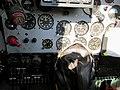 Academia da Força Aérea (AFA) em Pirassununga-SP. Domingo Aéreo 2015. Em destaque o painel do lendário avião T-6. Este avião é utilizado pela Esquadrilha Extreme do Comandante Car - panoramio (1).jpg