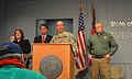 Adjutant general of North Carolina at winter storm press conference 140128-Z-ZK506-400.jpg