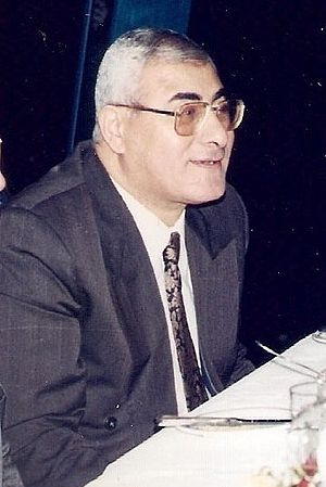 Adly Mansour - Mansour in 2005