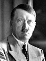 Adolf Hitler 1936 (foto carnet)