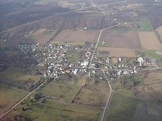 Zanesfield, Ohio Village in Ohio, United States