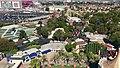 Aerial view of California's Great Adventure and Levi's Stadium (4020).jpg
