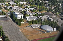 Aerial view of Highline Community College 01 - white balanced (9792366396).jpg