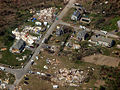 Aerial view of houses destroyed by 2011 tornado; Western MA; (DSC02639).jpg