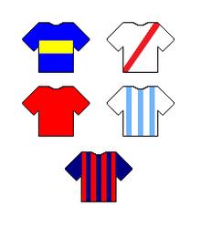 Cinco grandes del fútbol argentino - Wikipedia e5fa66b14d2ed