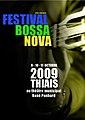 Affiche Officielle du Festival Bossa Nova en 2009.jpg
