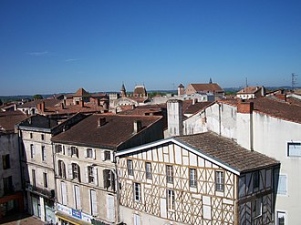 Lot-et-Garonne - Image: Agen, Lot et Garonne, France