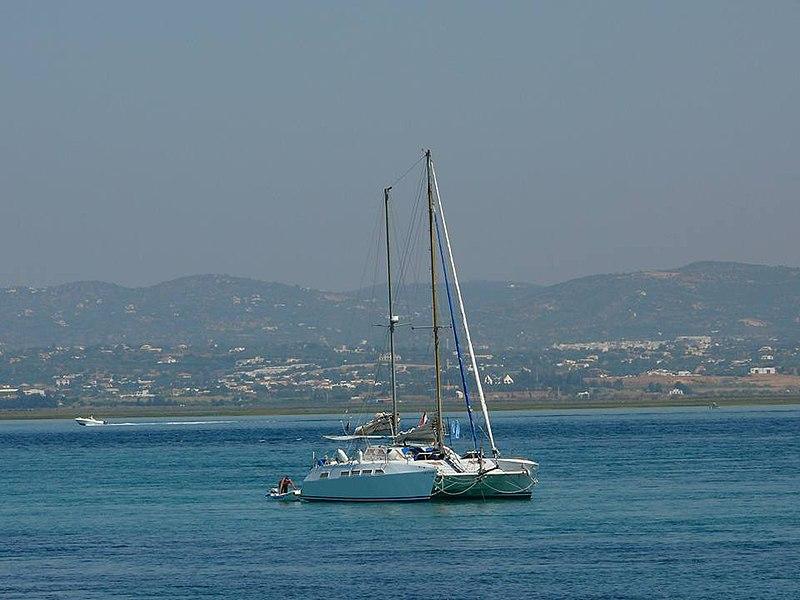 Ilhas em Faro