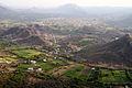 Agriculture farms in Aravalli Hills, Udaipur Rajasthan India 2015 b.jpg
