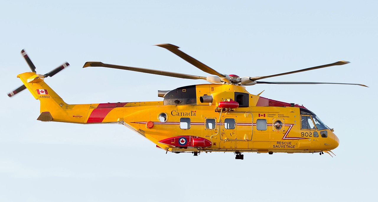 AgustaWestland CH-149 Cormorant -Canadian Forces Base Greenwood, Nova Scotia, Canada-7Aug2013.jpg