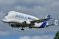 Airbus A300-600ST Airbus Industries (AIB) Beluga 2 F-GSTB - MSN 751 (10276230093).jpg