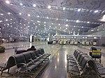 Airline Boarding Pass issuing Area at Netaji Subhash Chandra Bose International Airport.jpg