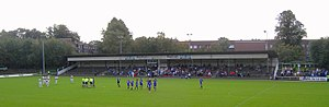 Altonaer FC von 1893 - Image: Ajk haupttribune