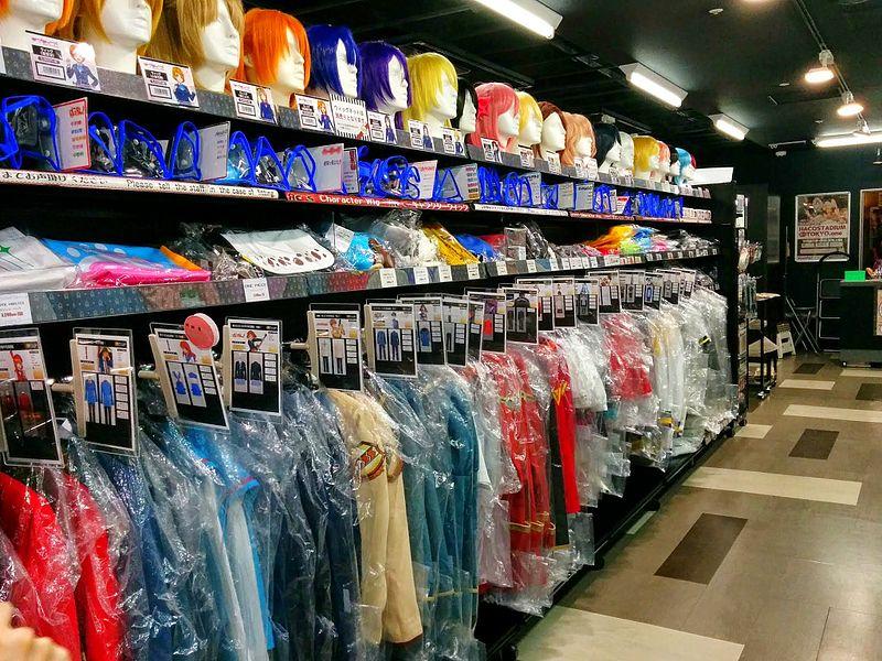 Shopping centeremTóquio