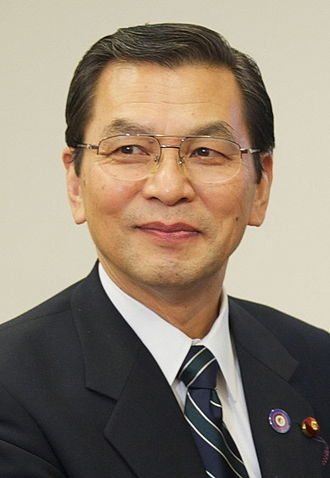 Minister of Economy, Trade and Industry - Image: Akihiro Ohata