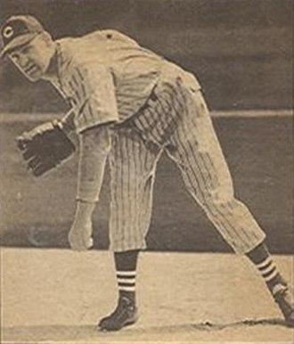 Al Milnar - Image: Al Milnar 1940 Play Ball card