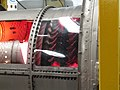 Alabes de turbina en Turbofan.jpg