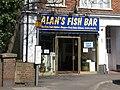 Alan's Fish Bar, Keymer Road - geograph.org.uk - 1804453.jpg