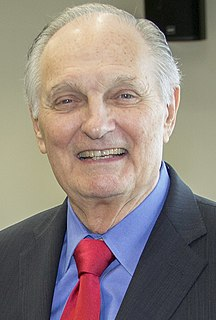 Alan Alda American actor, director, screenwriter, comedian and writer