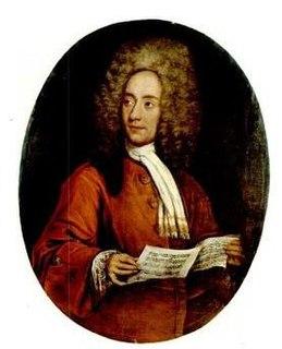 Tomaso Albinoni Italian composer