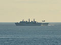 Albion-class and Chinook off Plymouth.jpg