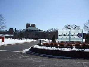 Deutsch: Alcatel-Lucent Standort in Murray Hil...