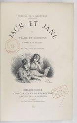 Louisa May Alcott: Jack et Jane