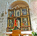 Aldeamayor de San Martin parroquia retablo Nuestra Señora ni.jpg
