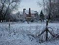 Alder Carr Farm in the snow - geograph.org.uk - 1624003.jpg